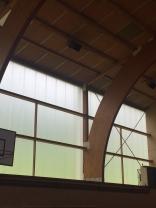 Gymnase à Quingey