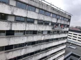 CHRU à BESANCON - Lot 03 - Menuiseries extérieures