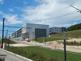 Construction de l'UFR de Médecine et Pharmacie à BESANCON