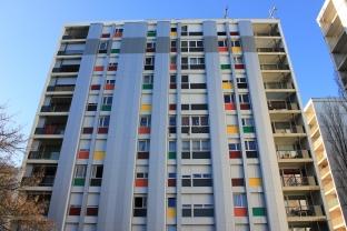 Réhabilitation de 198 logements Rue de savoie à BESANCON