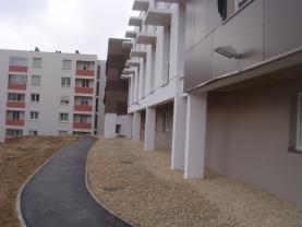Extension et rénovation EHPAD La Retraite Rue de Belfort à BESANCON