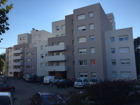 Réhabilitation de 51 logements avenue de l'Ile de France à BESANCON