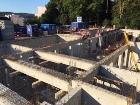 Construction de 38 logements rue de Fontaine Ecu à BESANCON
