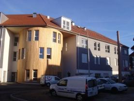 Construction d'un internat au Lycée des Augustins à PONTARLIER