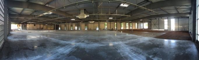 Déconstruction, construction et restructuration du bâtiment industriel CHEVAL à ECOLE-VALENTIN