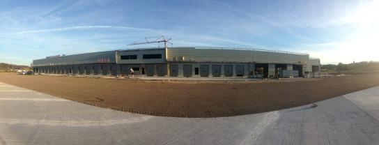 Construction d'un Bâtiment Transport JEANTET à VAUX-LES-PRES et CHEMAUDIN - missions Economiste et OPC
