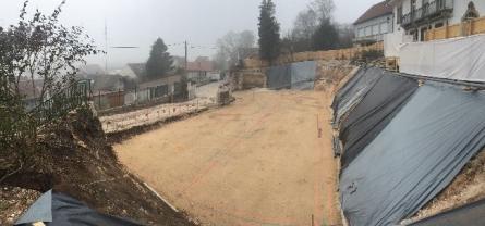 Construction d'un bâtiment de restauration scolaire au Collège Saint-Maimboeuf à MONTBELIARD
