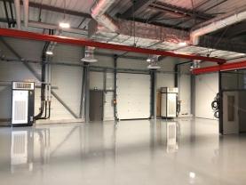 Extension usine CHEVAL à ECOLE-VALENTIN