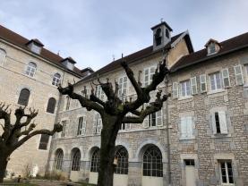 Congrégation des Soeurs de la Charité au 131, grande rue à Besançon