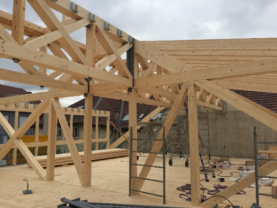 Bâtiment D - Lycée des Augustins à PONTARLIER